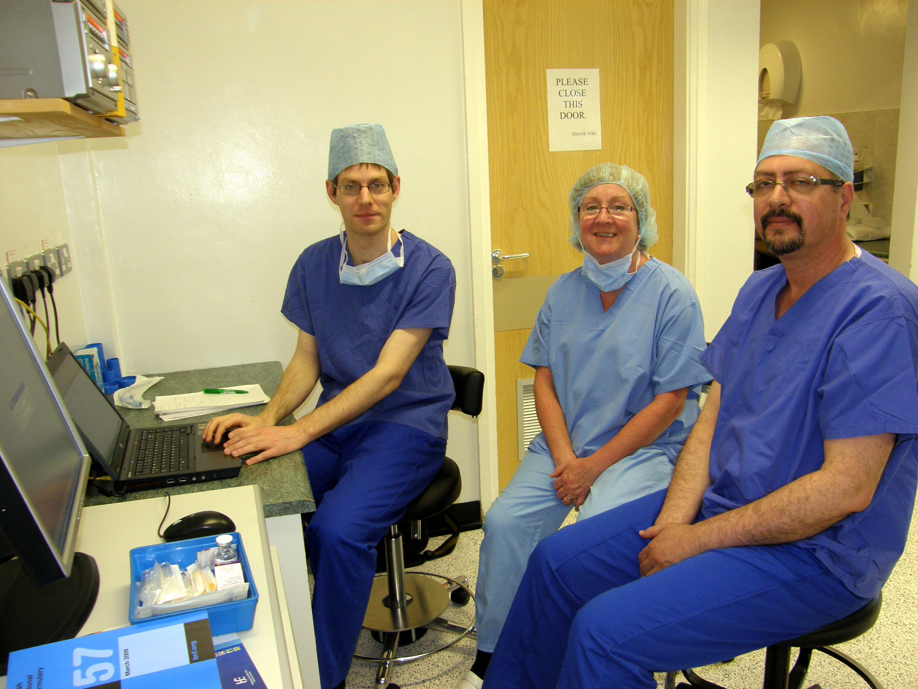 Ophthalmology Staff