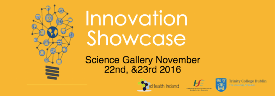 Innovation showcase logo