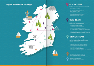 Digital Maternity Challenge Map