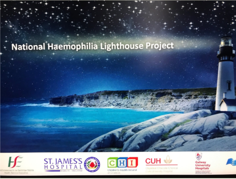 Haemophilia Lighthouse Project Go-Live