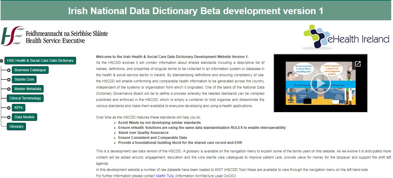 data dictionary 5